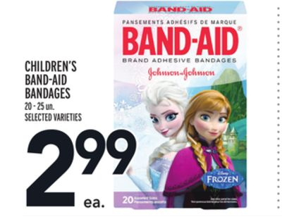 Children's Band-aid Bandages