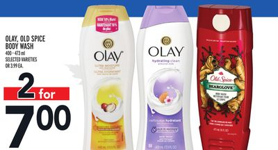 Olay - Old Spice Body Wash