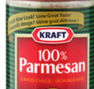 Kraft Grated Parmasean Cheese