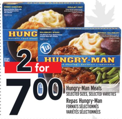 Hungry-man Meals