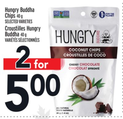 Hungry Buddha Chips