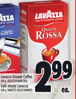 Lavazza Ground Coffee