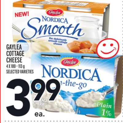 Gaylea Cottage Cheese