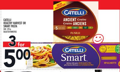 Catelli Healthy Harvest Or Smart Pasta