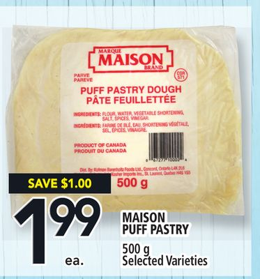 Maison Puff Pastry