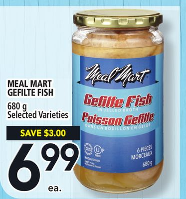 Meal Mart Gefilte Fish