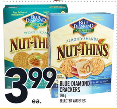 Blue Diamond Crackers