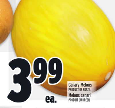 Canary Melons