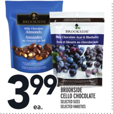 Brookside Cello Chocolate