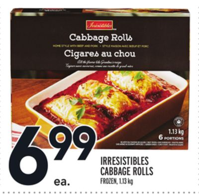 Irresistibles Cabbage Rolls