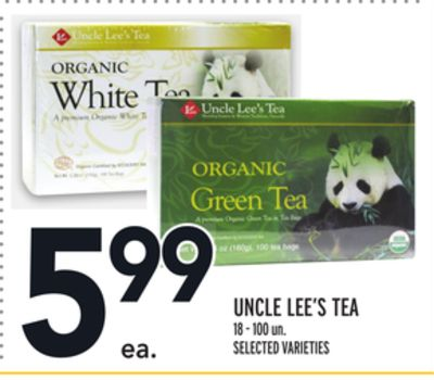Uncle Lee's Tea