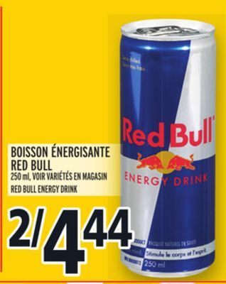 boisson nergisante red bull red on sale. Black Bedroom Furniture Sets. Home Design Ideas