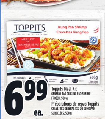 Toppits Meal Kit