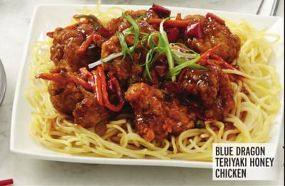 Blue Dragon Teriyaki Honey Chicken