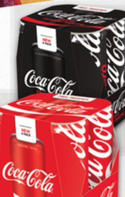 Coca-cola Soft Drinks