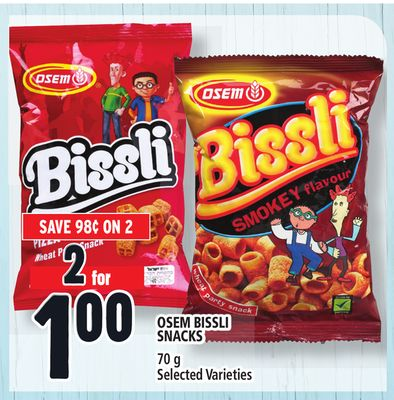 Osem Bissli Snacks