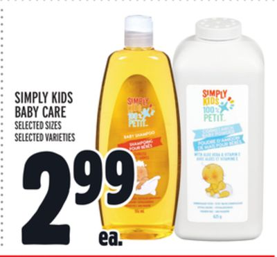 Simply Kids Baby Care