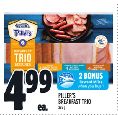 Piller's Breakfast Trio