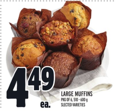 Large Muffins