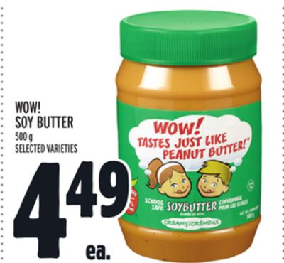 Soy Butter