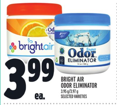Bright Air Odor Eliminator