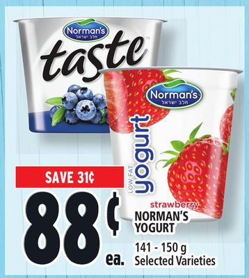 Norman's Yogurt