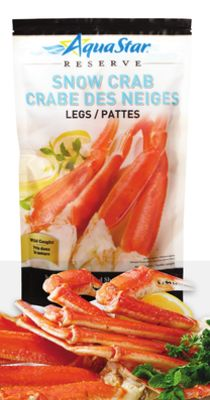 Aqua Star Snow Crab Legs