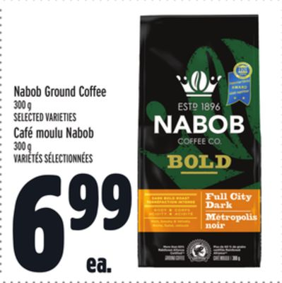 Nabob Ground Coffee