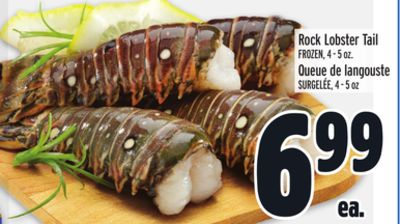 Rock Lobster Tail