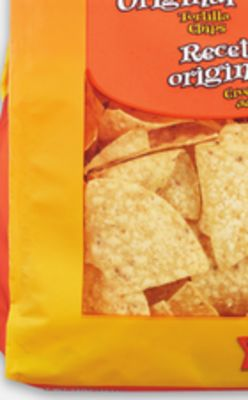 Garden Fresh Tortilla Chips 368 - 397 g or Salsa 397 g - 473 ml
