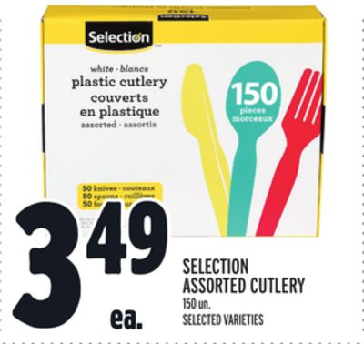Selection Assorted Cutlery