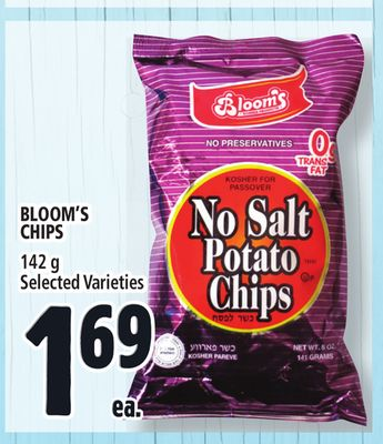 Bloom's Chips