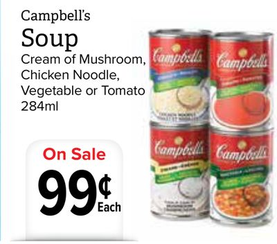 Campbell 39 S Soup On Sale
