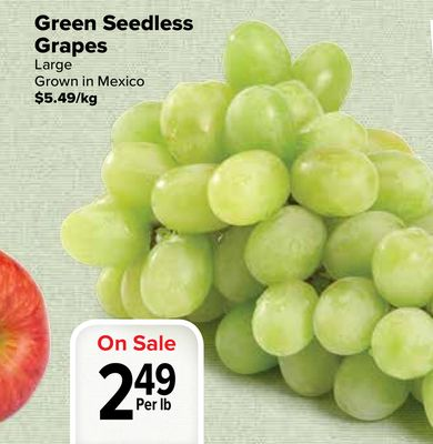 how to grow green seedless grapes
