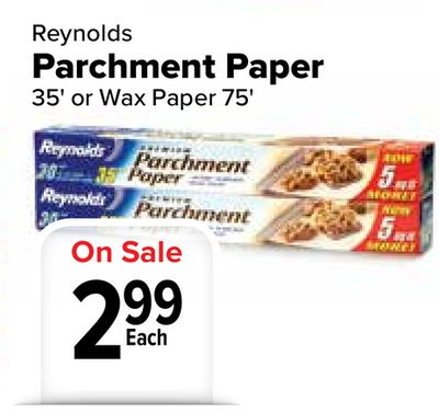 is parchment paper wax paper Parchment paper and waxed paper look awfully similar but can they be used interchangeably in baking find out here.