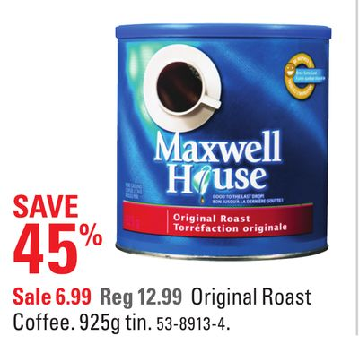 Original Roast Coffee