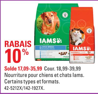 photo relating to Royal Canin Printable Coupon referred to as Coupon iams chien / Ashley stewart printable coupon 2018