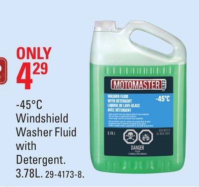 how to use windshield washer fluid