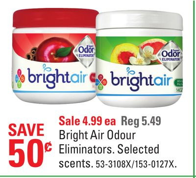 Bright Air Odour Eliminators