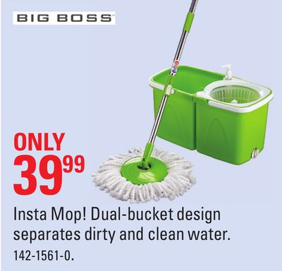 Big Boss Insta Mop!