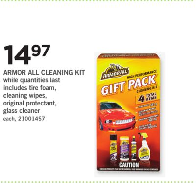 Armor All Cleaning Kit