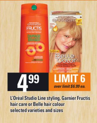 L'oréal Studio Line Styling - Garnier Fructis Hair Care Or Belle Hair Colour