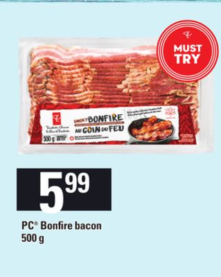 PC Bonfire Bacon - 500 g