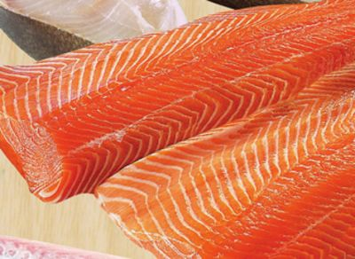 how to cook atlantic salmon skin on