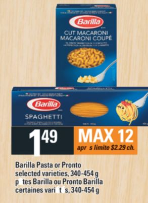 how to cook barilla pronto