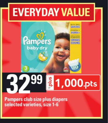 pampers baby club login