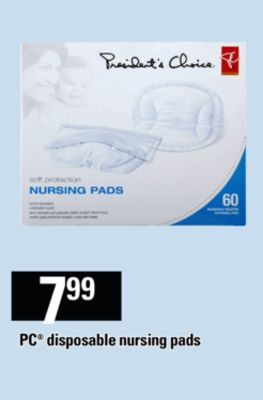 PC Disposable Nursing Pads