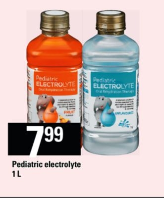 Pediatric Electrolyte - 1 L