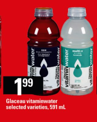 Glaceau Vitaminwater - 591 mL