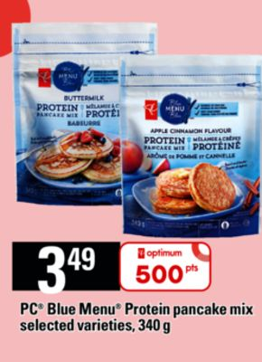 PC Blue Menu Protein Pancake Mix - 340 g